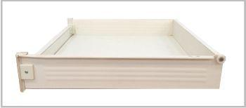 INTERNAL SHALLOW BLUM METABOX kitchen drawer box (86mm x 450mm)