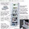 SPACE TOWER BLUM TANDEMBOX ANTARO Soft Close (4 Deep 1 Shallow) Internal kitchen drawers