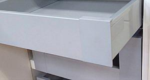 Blum Tandembox Antaro Internal kitchen drawer box including drawer front