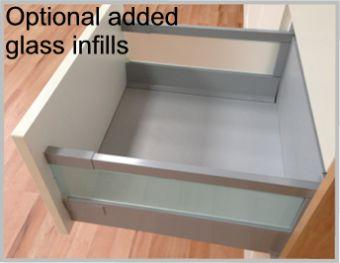 Deep Blum Tandembox Replacement Kitchen Drawers Any Size