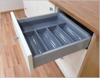 Shallow Blum Tandembox Replacement Kitchen Draws
