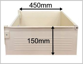 Blum Metabox Deep Inner Kitchen Drawer Drawerboxes