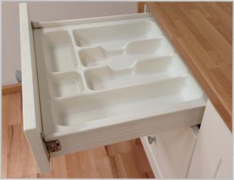 Shallow Blum Metabox Replacement Kitchen Drawers
