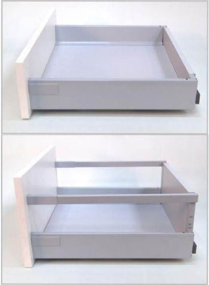Made to Measure Blum Tandembox kitchen drawer