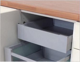 how to adjust blum soft close drawers